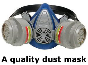quality dust mask