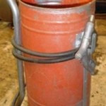 Used siphon sandblaster for sale.